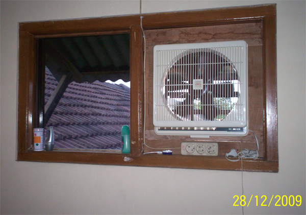Exhaust Fan Cahpct Cah Pacitan